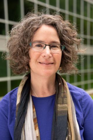 Picture of MSU Middle East Studies Librarian Deborah Margolis